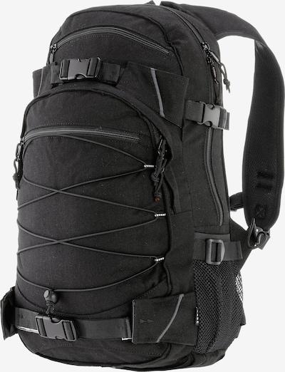 Forvert Rucksack 'New Louis' in schwarz, Produktansicht