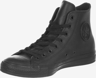 CONVERSE Schuhe ' All Star Leather ' in schwarz, Produktansicht