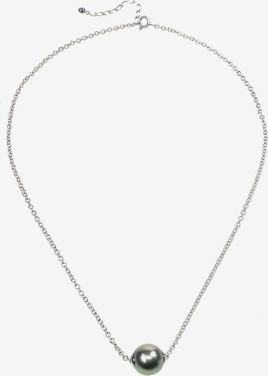 Orquidea Perlenkette 'Dionne' in grau / silber, Produktansicht