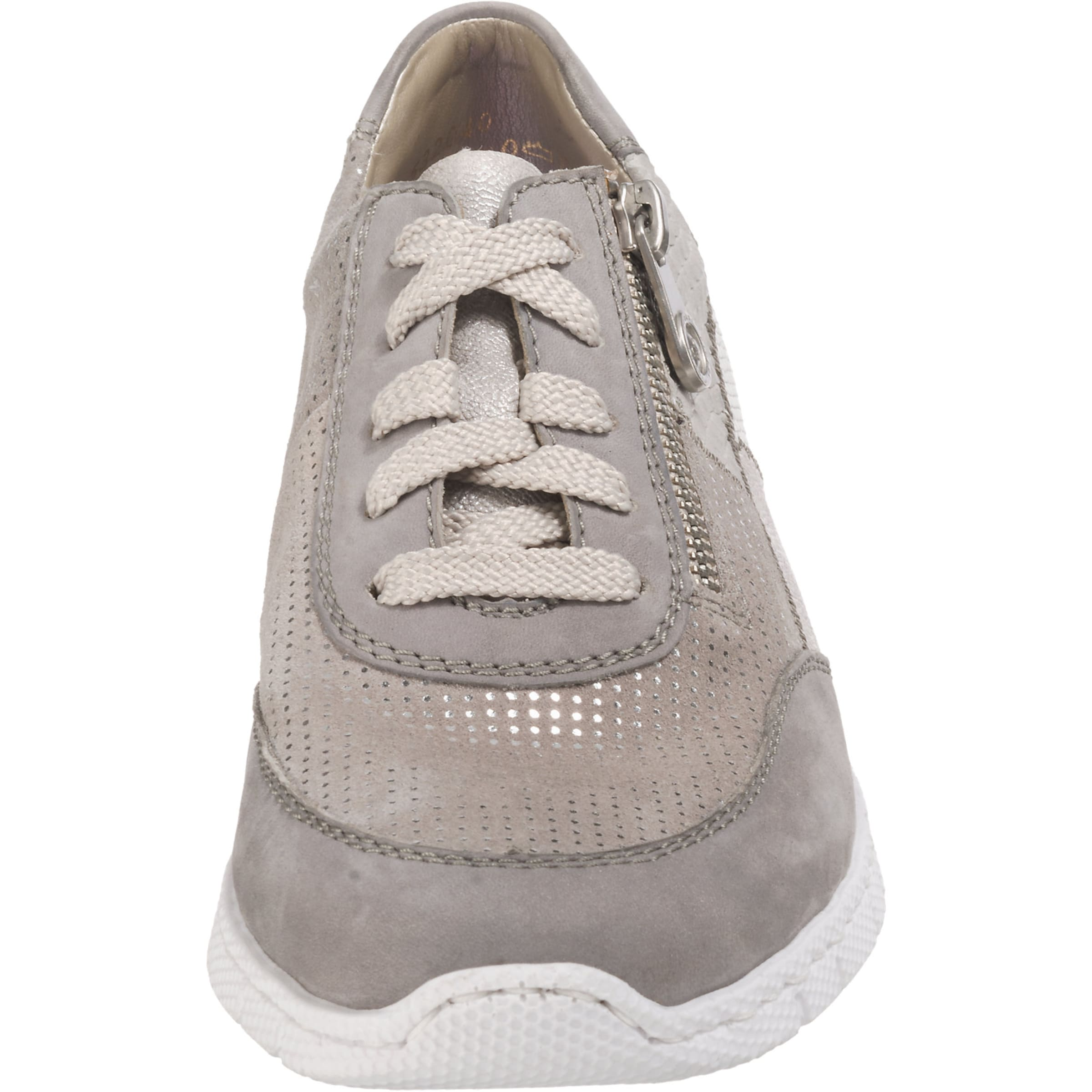 BeigeGrau Sneakers Sneakers Rieker In Rieker In cRqA5L34jS