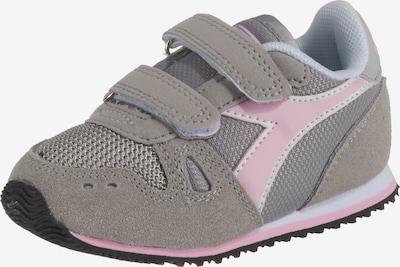 Diadora Sneakers in grau / rosa, Produktansicht