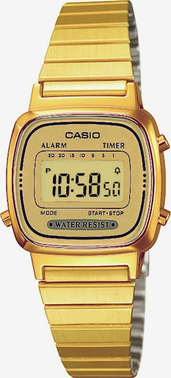 CASIO Armbanduhr 'Collection' in gold, Produktansicht
