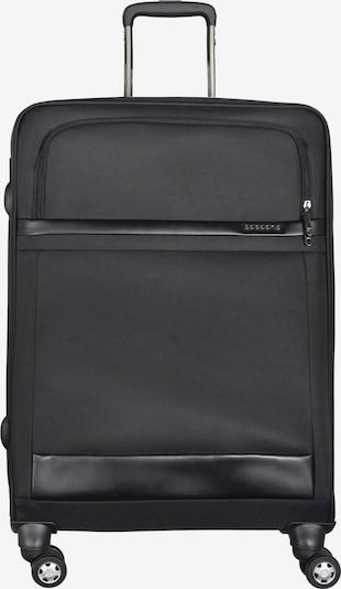 cocoono 4-Rollen Trolley in schwarz, Produktansicht