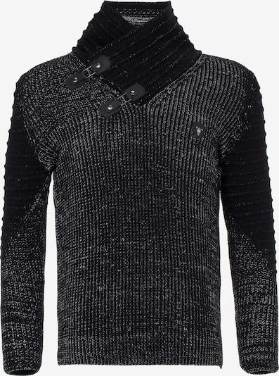CIPO & BAXX Pullover in schwarz, Produktansicht