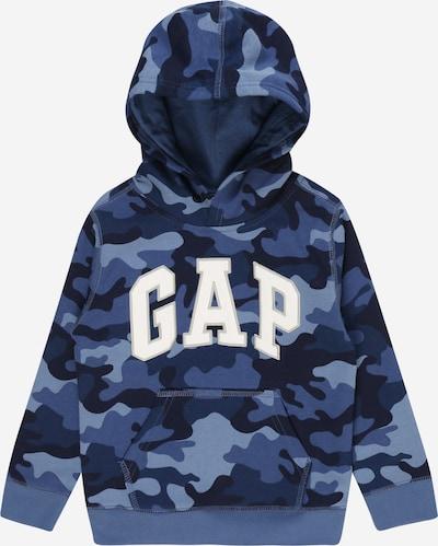 GAP Hoodie 'V-TB' in blau, Produktansicht