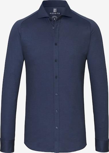 DESOTO Hemd in dunkelblau, Produktansicht