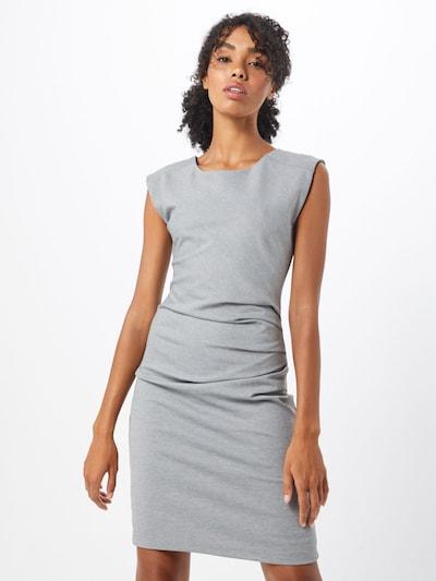 Kaffe Pouzdrové šaty 'India Slim' - šedý melír, Model/ka