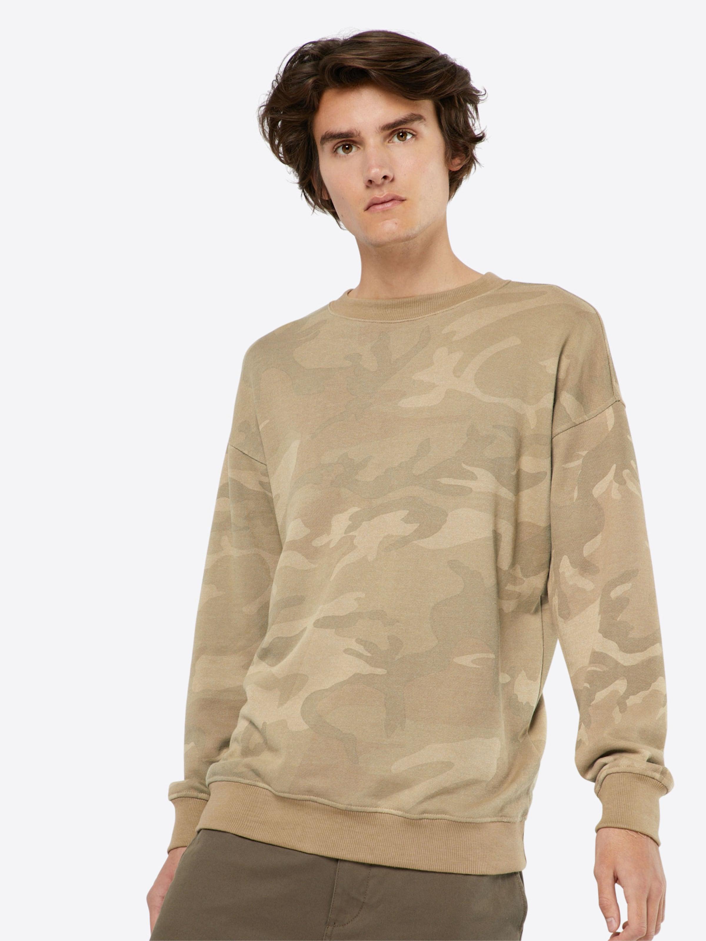 Sweater Classics Mit Crewneck In Sand Urban MpqGULSzV