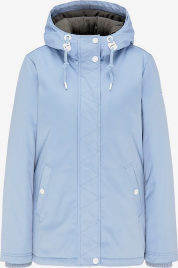 ICEBOUND Winterjas in de kleur Smoky blue, Productweergave