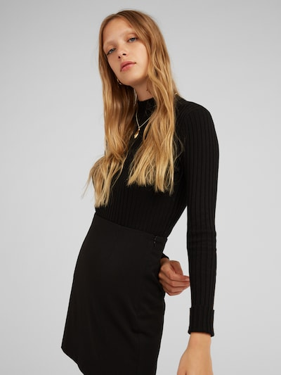 Megztinis 'Jannice' iš EDITED , spalva - juoda, Modelio vaizdas