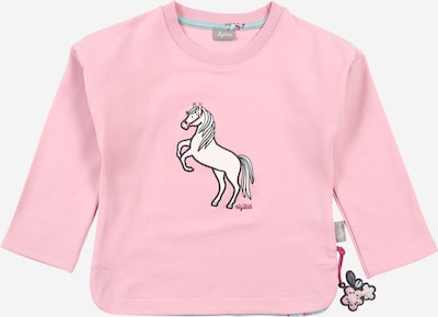 SIGIKID Sweatshirt in pink / schwarz / weiß, Produktansicht