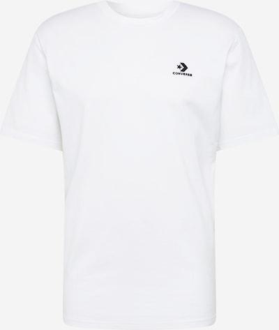 CONVERSE Tričko - tmavě modrá / bílá, Produkt
