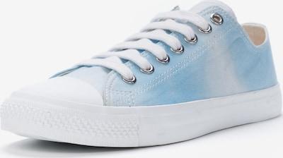 Ethletic Sneaker in sportlichem Design in hellblau / weiß, Produktansicht