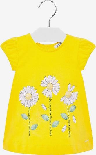 Mayoral Kleid in gelb, Produktansicht