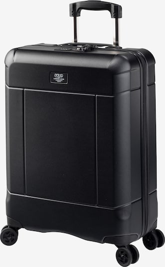Jump Kabinentrolley 'Bleecker' in schwarz, Produktansicht