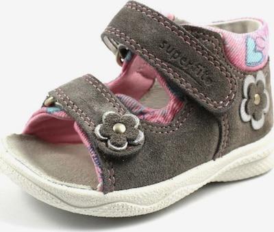 SUPERFIT Sandale 'POLLY' in rauchgrau, Produktansicht