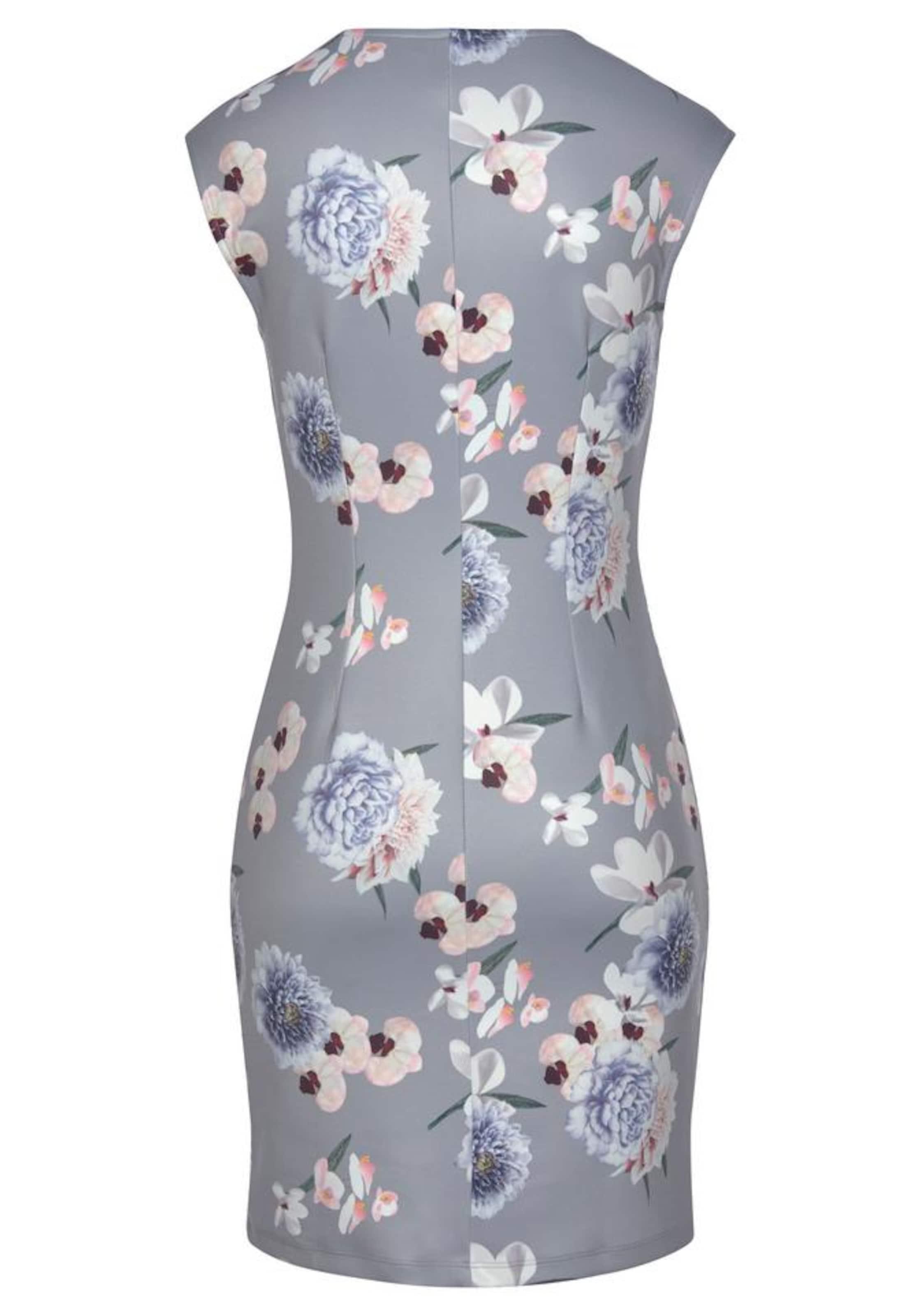 Kleid Kleid Lascana In SilbergrauMischfarben SilbergrauMischfarben Lascana In 3L4Rjq5A