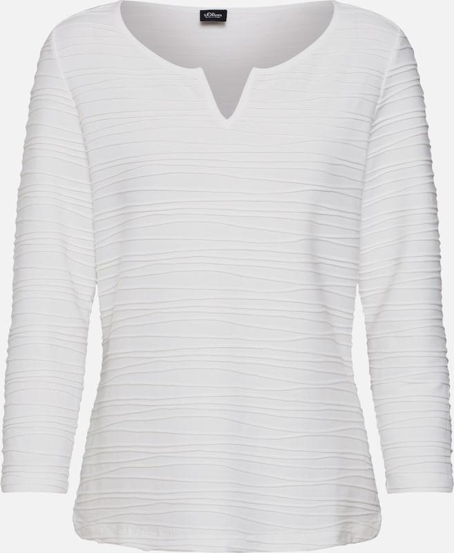 Arm' 4 shirt shirt Blanc Black Label T S En 3 oliver 't sCtdQhr
