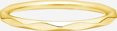 ID Fine Ring 'Harlequin' in gold, Produktansicht