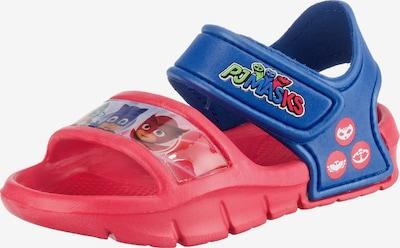 PJ Masks Baby Sandalen in blau / hellpink, Produktansicht