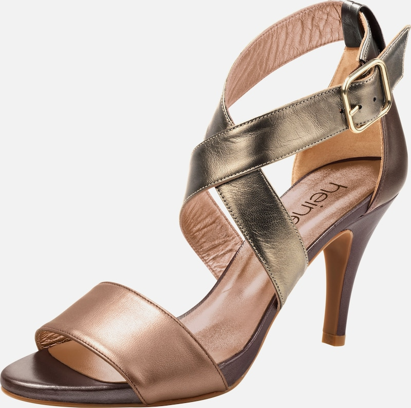 heine Verschleißfeste Sandalette Verschleißfeste heine billige Schuhe Hohe Qualität 15dae3