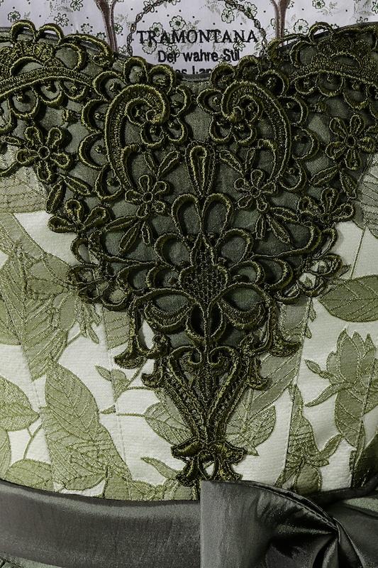 COUNTRY LINE Dirndl midi mit integriertem Petticoat