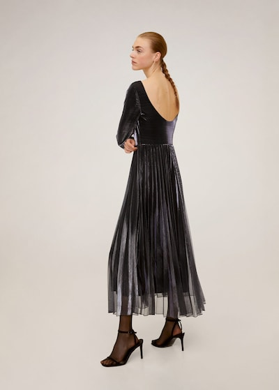 MANGO Kleid 'Breeze-A' in schwarz   ABOUT YOU