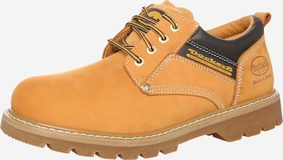 Sportinio stiliaus batai su raišteliais iš Dockers by Gerli , spalva - smėlio / šviesiai ruda, Prekių apžvalga
