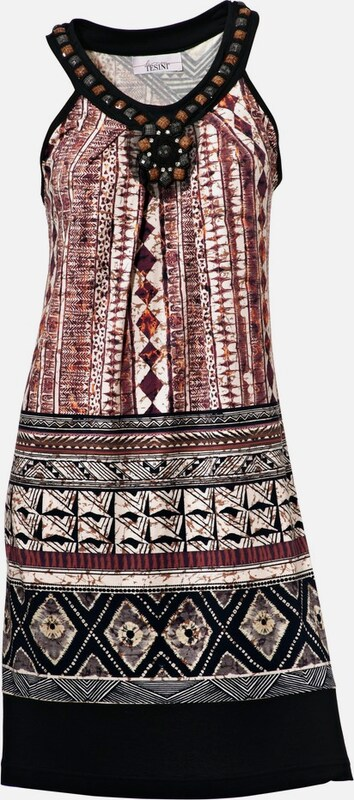 Linea Tesini By Heine Print Dress