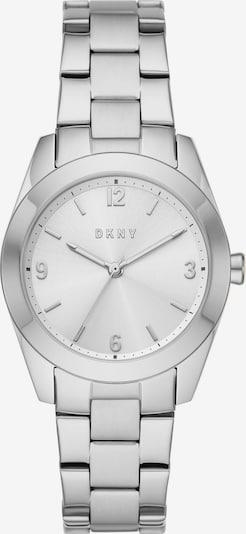 DKNY Uhr in silber: Frontalansicht