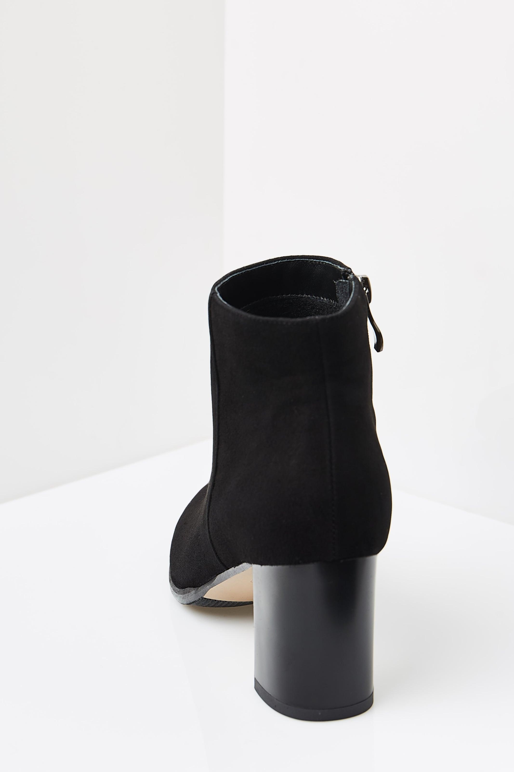 Usha Ankle Ankle Ankle Stiefel Leder Bequem, gut aussehend 2de6d1
