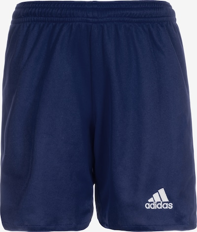 ADIDAS PERFORMANCE Shorts 'Parma 16' in navy / weiß, Produktansicht