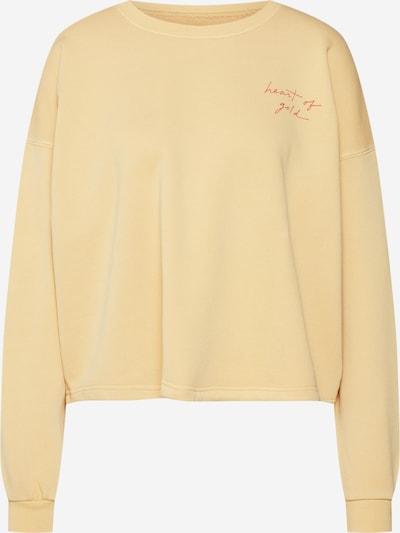 Amuse Society Pullover in gelb, Produktansicht