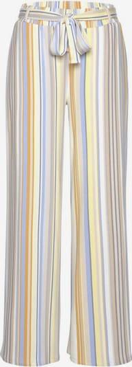 VENICE BEACH Palazzohose in beige / blau / gelb / mischfarben, Produktansicht