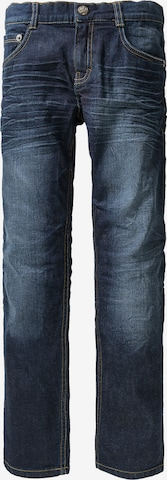 LEMMI Teksapüksid 'Ken Tight', värv sinine