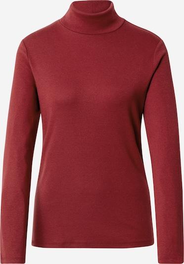 ESPRIT Shirt in rostrot, Produktansicht