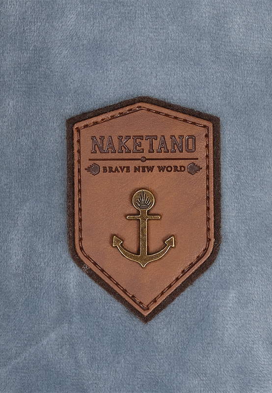 naketano Zipped Jacket 'Schwanzus Longus Mack II'