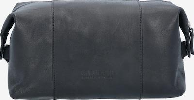 LEONHARD HEYDEN Toilettas 'Dakota' in de kleur Zwart, Productweergave