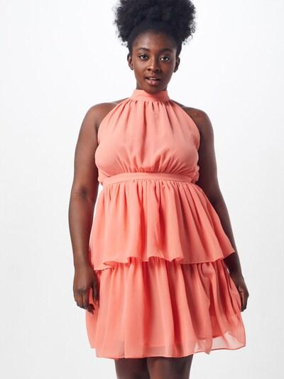 MICHALSKY FOR ABOUT YOU Kleid 'Kira dress' in koralle, Modelansicht