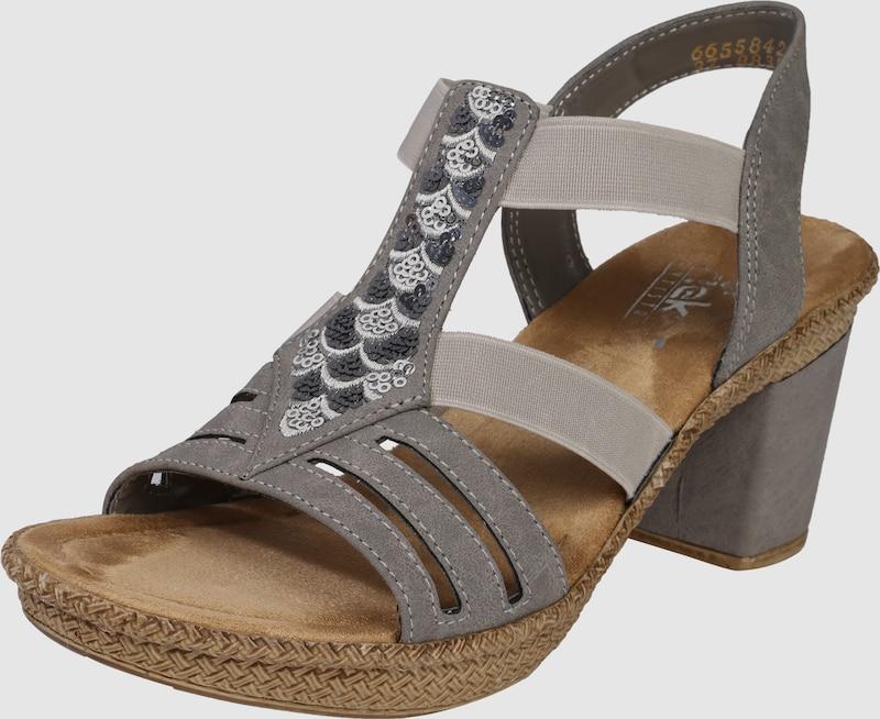 RIEKER Sandalette 'Dots'