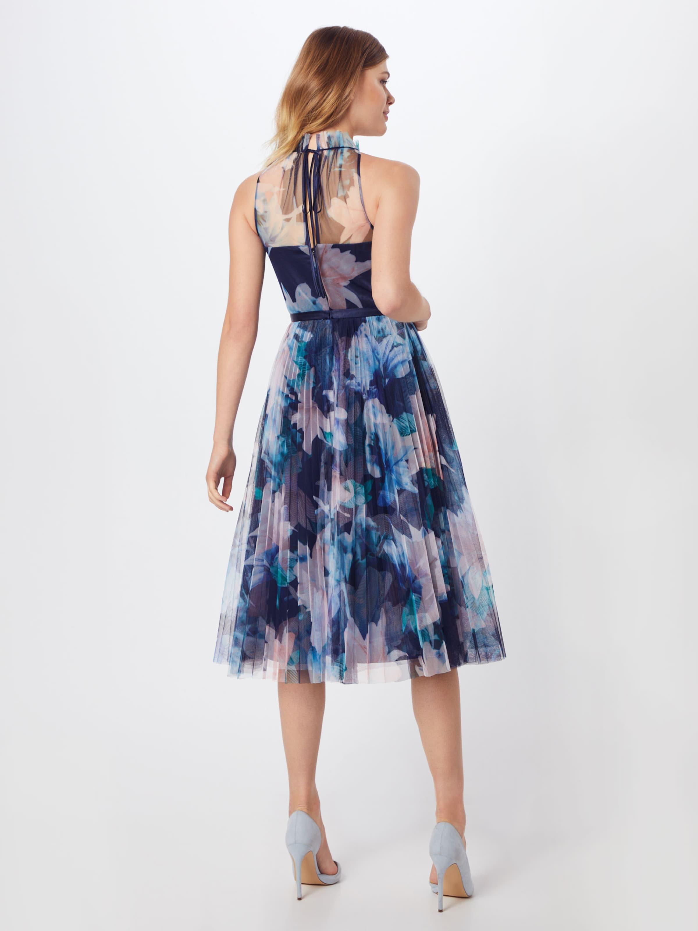 Kleid Schwarz Coast In BlauMischfarben Jagger' 'etana wOkXZTluPi