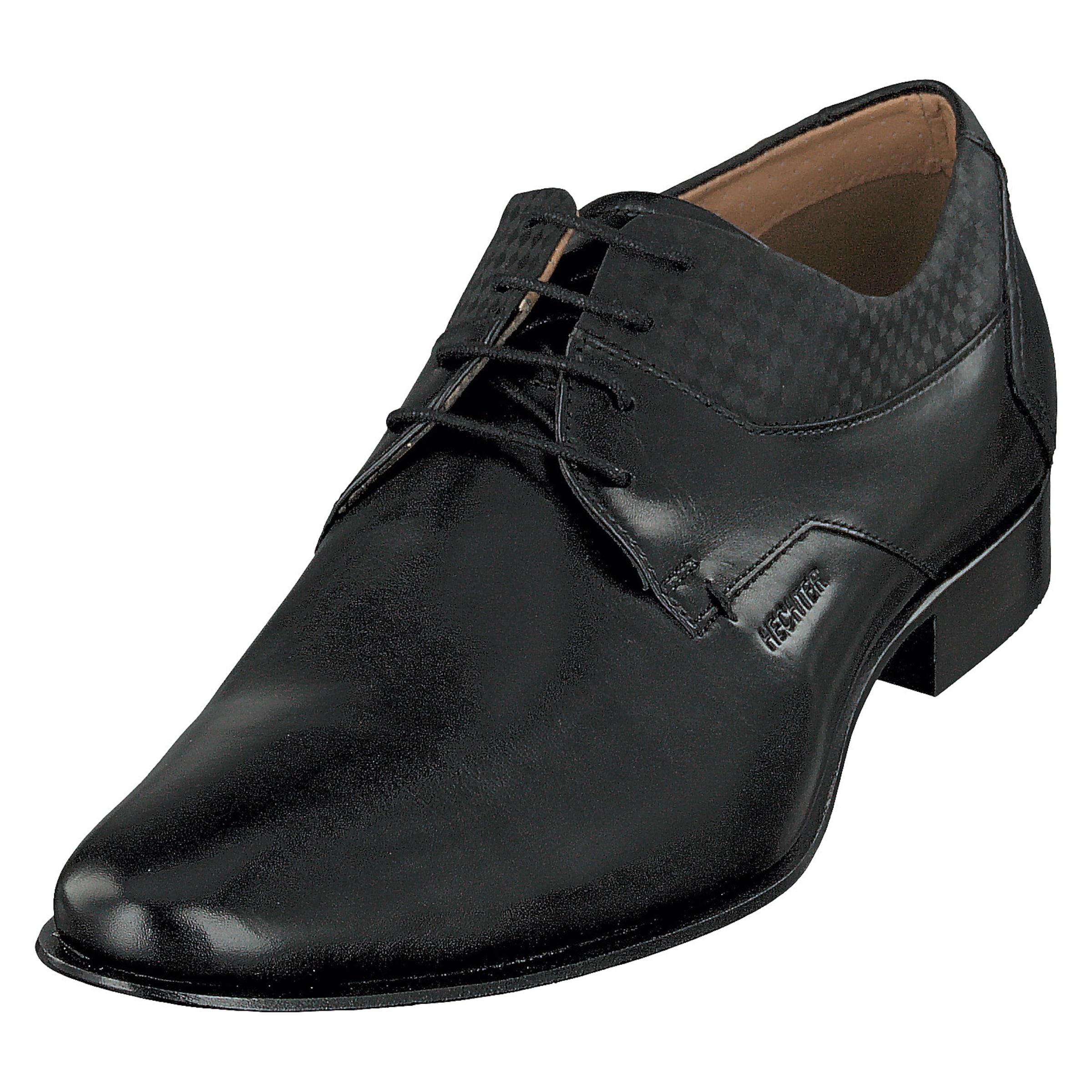 DANIEL HECHTER Business-Schnürschuhe Verschleißfeste billige Schuhe