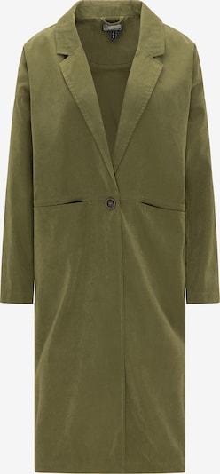 DREIMASTER Mantel in oliv, Produktansicht