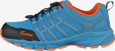Kastinger Wanderschuhe in blau / orange / schwarz, Produktansicht