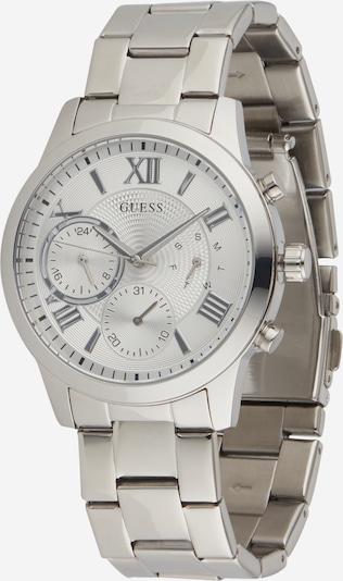 GUESS Reloj analógico 'Solar' en plata, Vista del producto