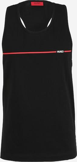 HUGO Podkoszulka 'UBATUBA' w kolorze czerwony / czarnym, Podgląd produktu