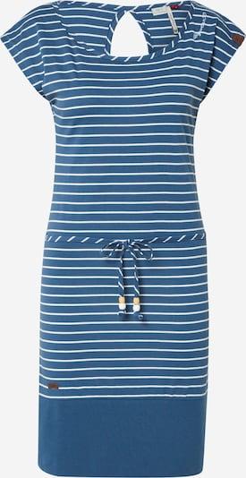 Ragwear Kleid 'Soho' in himmelblau / offwhite, Produktansicht