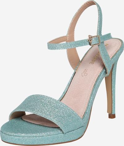 MARIAMARE Sandaal 'ACACIA' in de kleur Mintgroen, Productweergave