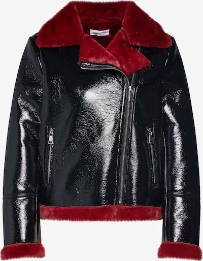 GLAMOROUS Tussenjas in de kleur Rood / Zwart, Productweergave