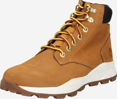 TIMBERLAND Lace-up boots 'Brooklyn' in brown, Item view